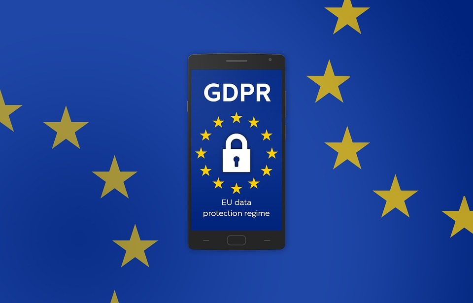 GDPR – It's almost here
