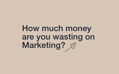 How Much Money are you Wasting on Marketing?
